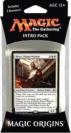 MTG - Intro Pack, Origins: Brave the Battle (whitegreen)
