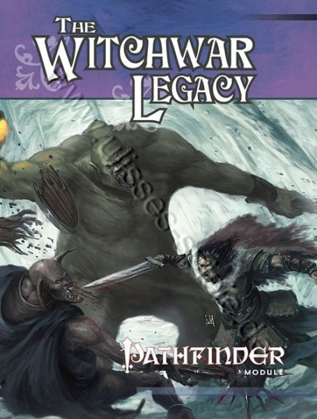 Pathfinder - Module: The Witchwar Legacy
