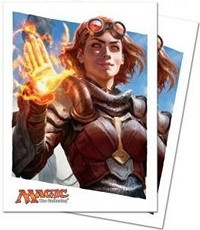 Deck Protector Sleeves - MTG, Oath of the Gatewatch: Chandra