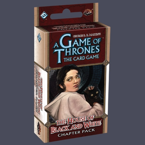 A Game of Thrones: The Card Game - Beyond the Narrow Sea 5: The House of Black and White Chapter Pac