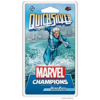 Marvel Champions - The Card Game: Hero Pack: Quicksilver