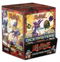 Dice Masters: Yu-Gi-Oh! - Gravity Feed