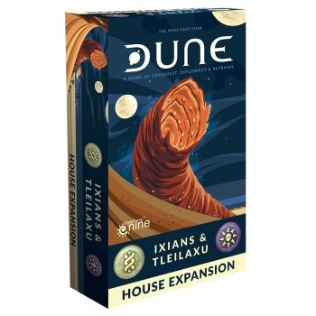 Dune - Ixians and Tleilaxu House Expansion
