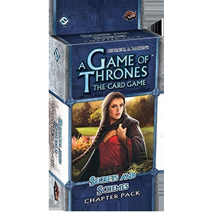 A Game of Thrones: The Card Game - Wardens Cycle 1: Secrets and Schemes Chapter Pack
