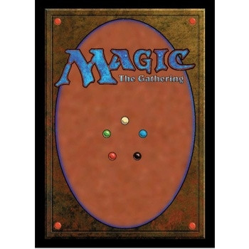 Ultra Pro - MTG Deck Protectors: Classic Card Back for Magic (100 Sleeves)