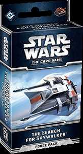Star Wars: The Card Game - Hoth 2: The Search for Skywalker Force Pack