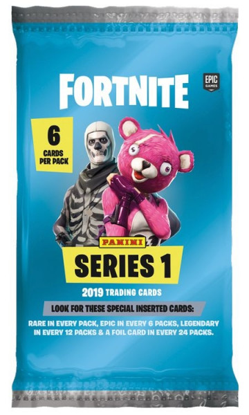 Fortnite Trading Card - Booster: Series 1