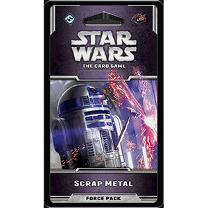 Star Wars: The Card Game - Opposition 4:Scrap Metal Force Pack