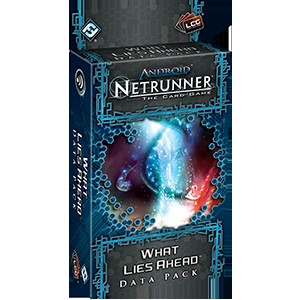 Android Netrunner: The Card Game - Genesis 1: What Lies Ahead Data Pack