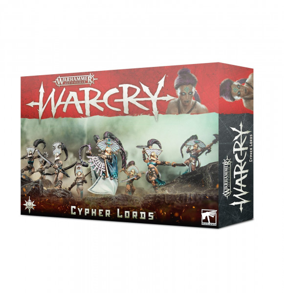 Warhammer: Age of Sigmar - Warcry: Cypher Lords