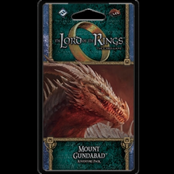 The Lord of the Rings: The Card Game - Ered Mithrin 5: Mount Gundabad Adventure Pack