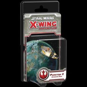 Star Wars: X-Wing - Expansion Pack: Phantom II