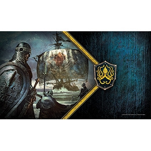 Playmat: A Game of Thrones - Ironborn Reavers