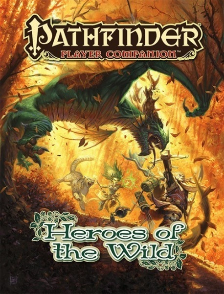 Pathfinder - Player Companion: Heroes of the Wild