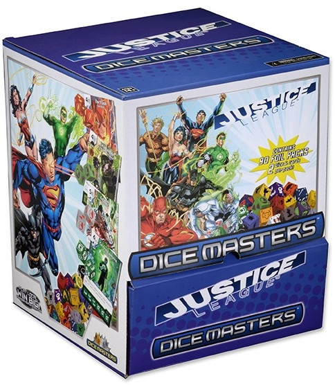 Dice Masters: DC - Gravity Feed: Justice League