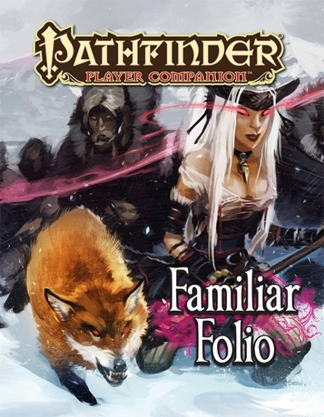 Pathfinder - Player Companion: Familiar Folio