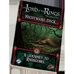 The Lord of the Rings: The Card Game - Nightmare Deck: A Journey to Rhosgobel