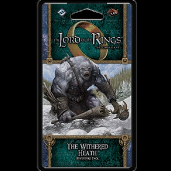 The Lord of the Rings:The Card Game - Ered Mithrin 1:The Withered Heath