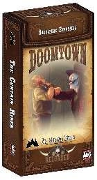 Doomtown Reloaded - Saddlebag Expansion 10: The Curtain Rises