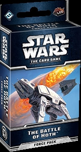 Star Wars: The Card Game - Hoth 5: The Battle of Hoth Force Pack