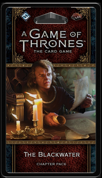 A Game of Thrones: The Card Game - King's Landing 5: The Blackwater Chapter Pack