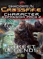 Shadowrun Crossfire - Character Expansion Pack 2