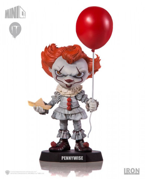 Stephen Kings Es Mini Co. Deluxe PVC Figur Pennywise 17 cm