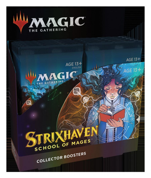 MTG - Collector Booster Display: Strixhaven, School of Mages