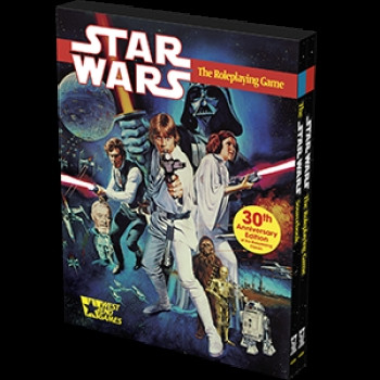 Star Wars: The Roleplaying Game - 30th Anniversary Edition