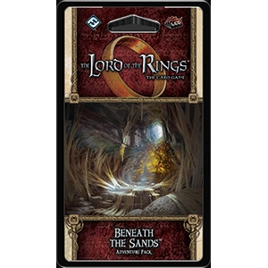 The Lord of the Rings: The Card Game - Haradrim 3: Beneath the Sands Adventure Pack