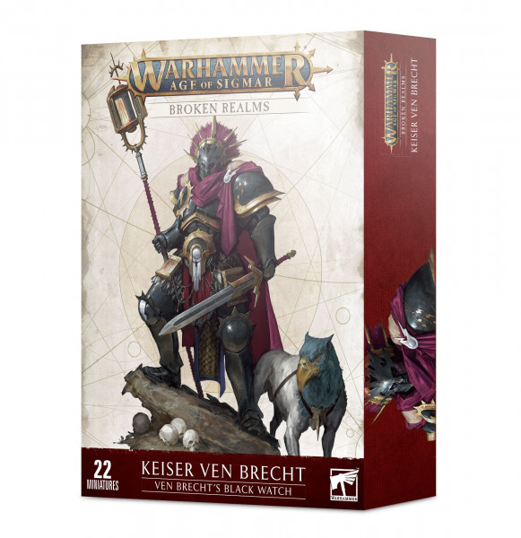 Warhammer: Age of Sigmar - Broken Realms: Ven Brecht's Black Watch