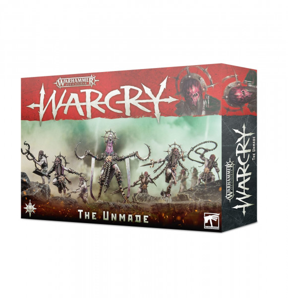 Warhammer: Age of Sigmar - Warcry: The Unmade