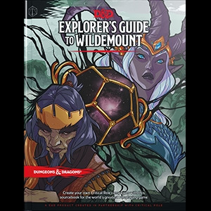 D&D - Explorer's Guide to Wildemount