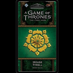 A Game of Thrones: The Card Game - House Tyrell Intro Deck