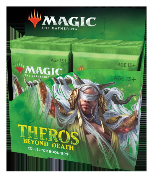 MTG - Collector Booster Display: Theros Beyond Death