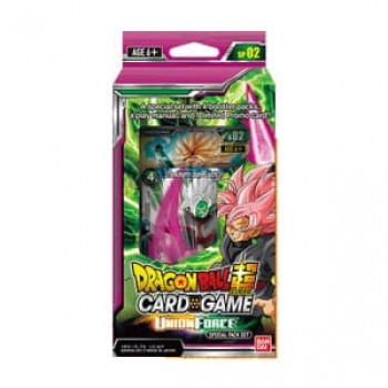 Dragon Ball Super Card Game - Special Pack Set: Union Force