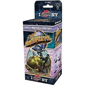 Monsterpocalypse - Series 2: I Chomp NY Monsters & Structures