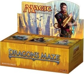 MTG - Booster Display: Dragon's Maze