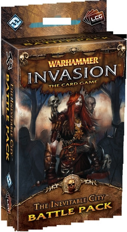 Warhammer Invasion: The Card Game - The Capital 1: The Inevitable City Battle Pack