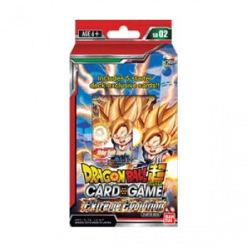 Dragon Ball Super Card Game - Starter Deck: The Extreme Evolution