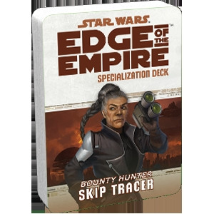 Star Wars: Edge of the Empire - Specialization Deck: Skip Tracer