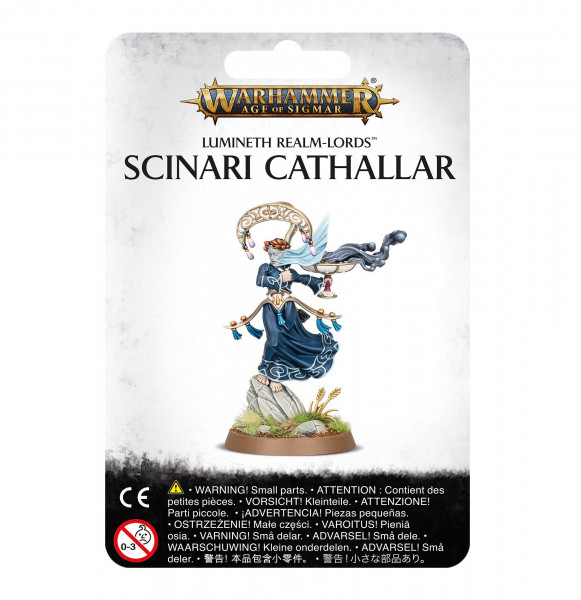 Warhammer: Age of Sigmar - Lumineth Realm-Lords: Scinari Cathallar