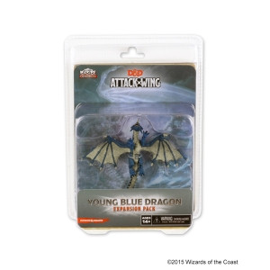 D&D Attack Wing - Young Blue Dragon Expansion Pack