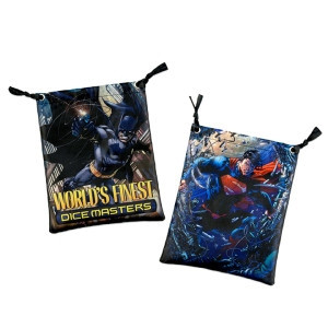 Dice Masters: DC - Game Accessories: World's Finest Dice Bag