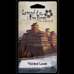 Legend of the Five Rings: The Card Game - Elemental 2: Tainted Lands Dynasty Pack
