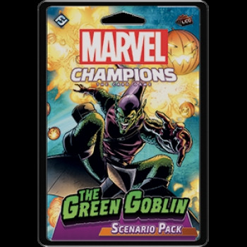 Marvel Champions: The Card Game - Scenario Pack: The Green Goblin