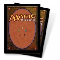 Deck Protector Sleeves - Oversized 92x129,4, Magic Card Back