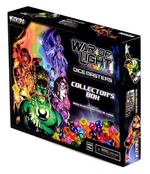 Dice Masters - War of Light: Collector's Box