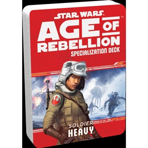 Star Wars: Age of Rebellion - Specialization Deck: Heavy