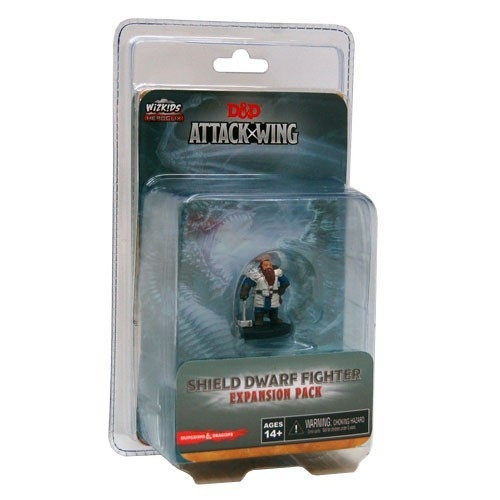D&D Attack Wing - Shield Dwarf Fighter Expansion Pack